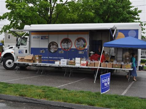 united way adds three mobile food pantry distribution