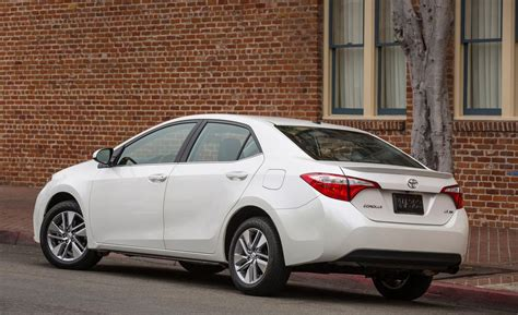 Toyota Corolla 2015 For Sale 2015 Toyota Corolla Specifications And Road Test