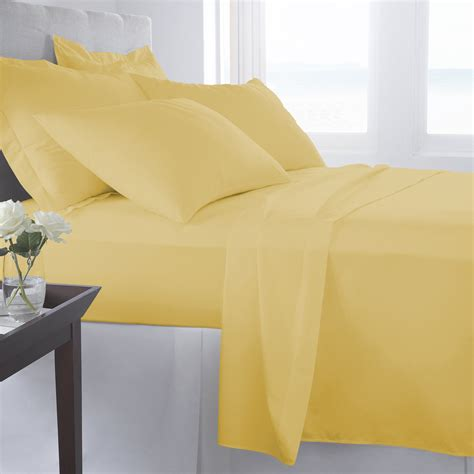 super soft bed sheets supreme super soft 4 piece bed sheet set deep pocket