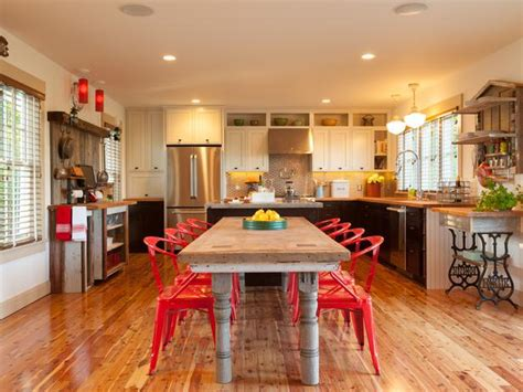 open kitchen to dining room dining room pictures from blog cabin 2012 diy network