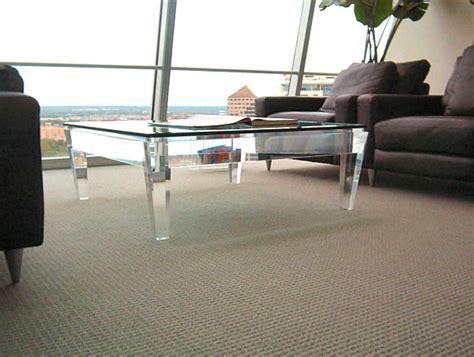 acrylic cube coffee table 20 chic acrylic coffee tables