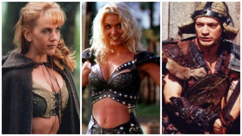 The Princess Where Are They Now by The Cast Of Quot Xena Warrior Princess Quot Where Are They Now
