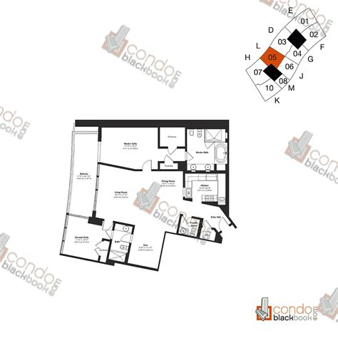 icon south beach floor plans icon south beach unit 2505 condo for sale in south beach