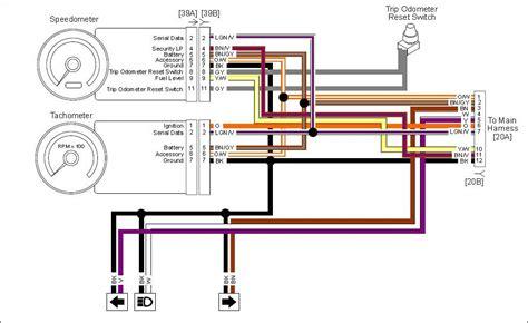 harley davidson radio wiring diagram cruise