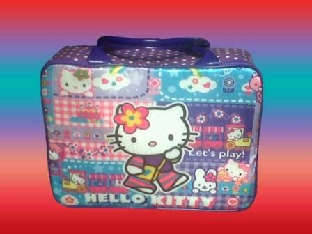 Tas Travel Hello Doraemon tas travel bag anak karakter murah