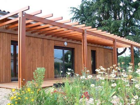 Construire Un Hangar Agricole by Une Maison Bois Construite Sur Les Vestiges D Un Hangar