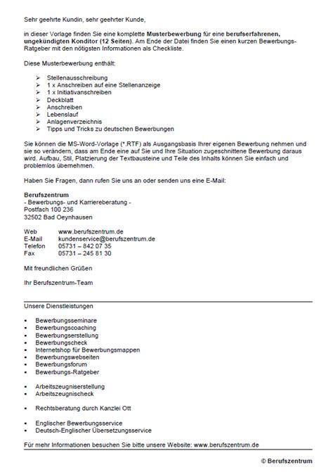 Bewerbung Als Backer Und Konditor Bewerbung B 228 Cker Und Konditor Ungek 252 Ndigt