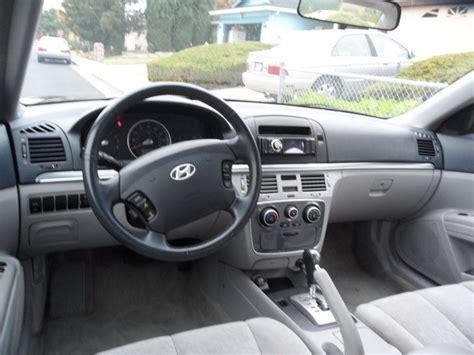 2006 Hyundai Sonata Interior by 2006 Hyundai Sonata Interior Pictures Cargurus