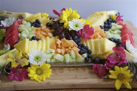 My Baby Set Fresh Fruity how to make a beautiful fruit tray divas can cook