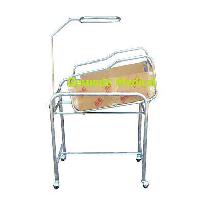 Harga Baby Cot by Baby Cot Stainless Steel Standar Rumah Sakit Ranjang