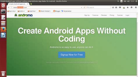 membuat aplikasi android online tanpa coding membuat aplikasi android tanpa coding idncoding