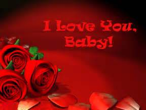 Valentine Wallpapers: I Love You Baby Wallpapers