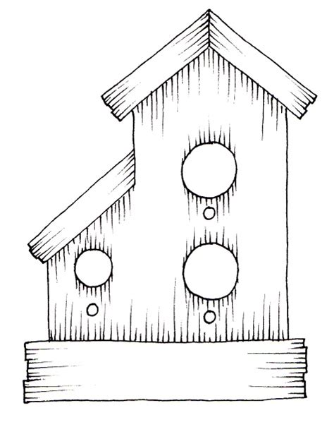 woodwork printable birdhouse plans pdf plans