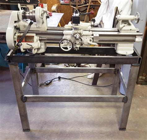 lathe bench opinions wanted 9a lathe bench