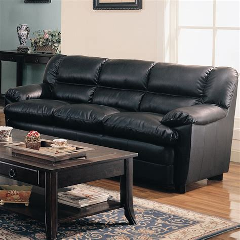 over stuffed sofa overstuffed leather sofa best 25 leather sectionals ideas