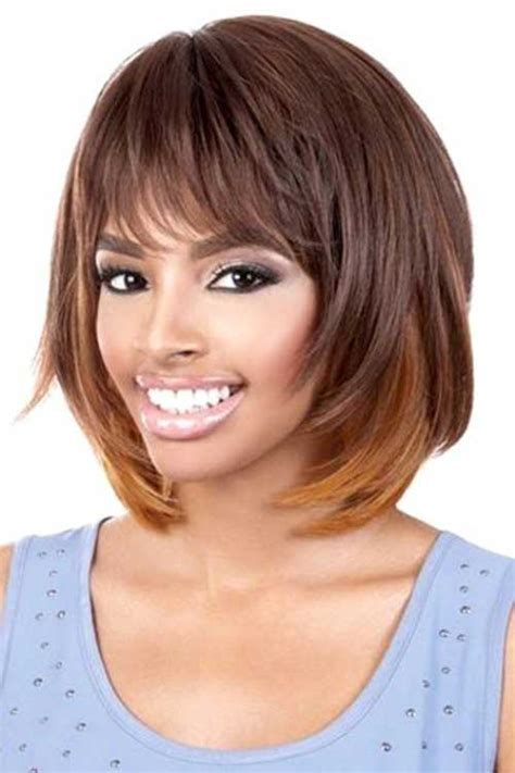 Black Hairstyle Bobs With Layers by 10 Layered Bob Hairstyles For Black