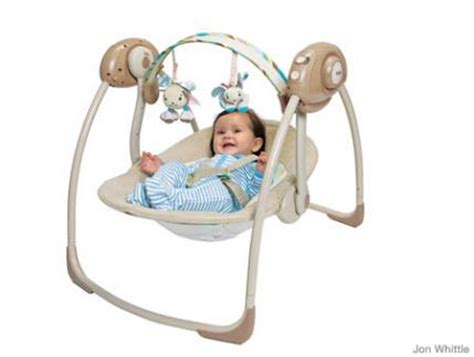 travel swings for babies best steals and splurges baby swings parenting