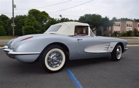 corvette stingray 1960 1960 chevrolet corvette stingray gulf coast auto