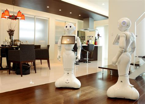 Showroom Offers Taste Of What Living With A Robot Will Be