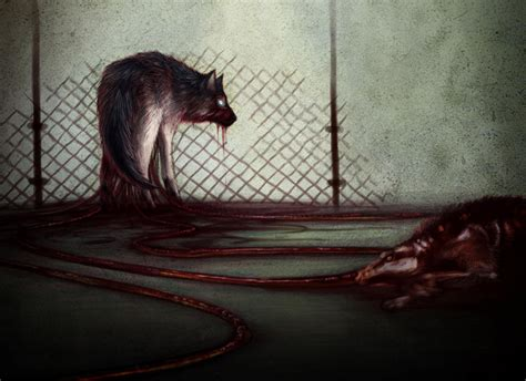 imagenes fuertes gore creature wallpaper and background 1600x1164 id 52547