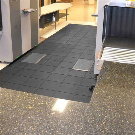quot revolution quot interlocking flooring tiles