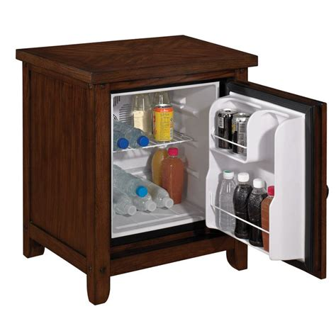 Hide That Bulky Dorm Fridge In Your Home Or Office With Cabinet For Small Refrigerator