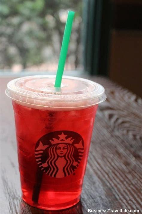 Healthy Starbucks Drinks  Business Travel Life