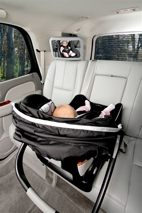 baby backseat mirror with light new britax car truck suv back seat convex mirror for baby