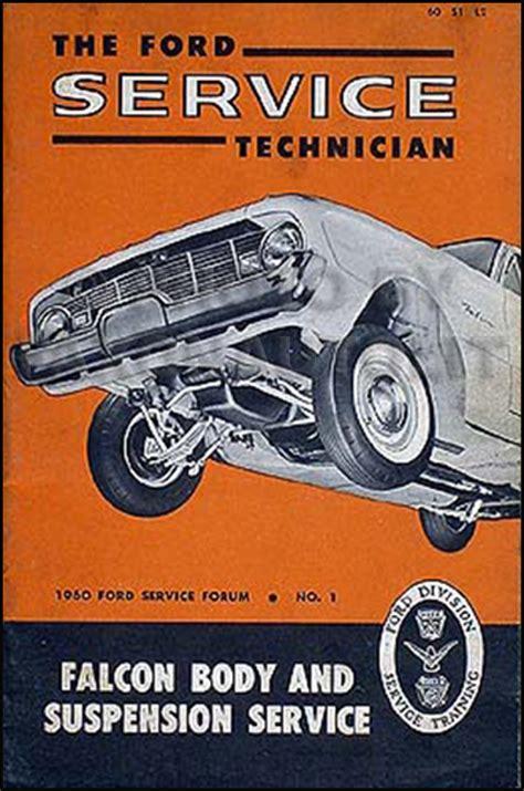 auto repair manual online 1966 ford falcon security system 1963 ford ranchero repair manual