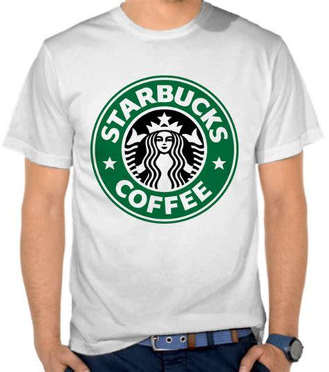 Kaos Coffee 20 jual kaos starbucks coffee logo 2 toko baju penggemar