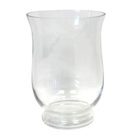 hurricane glass vase glass hurricane vase