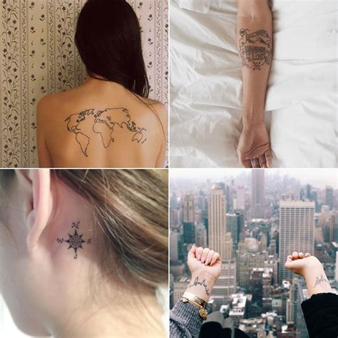travel tattoos popsugar smart living