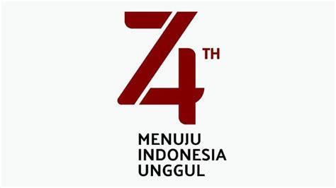 yuk intip  transformasi logo hut ri