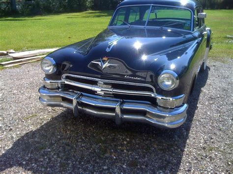 chrysler imperial bush 1952 chrysler crown imperial for sale classiccars