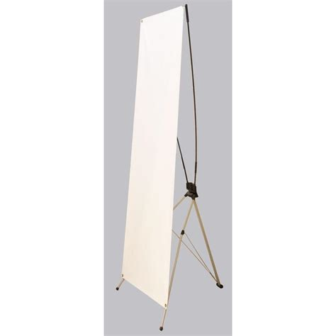 Tripod Banner lynch sign 61 in x 24 in tri stand banner stand a ebs61 the home depot