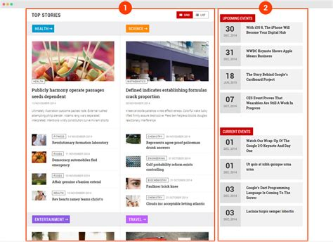 joomla template providers pictures list of magazines by category daily quotes