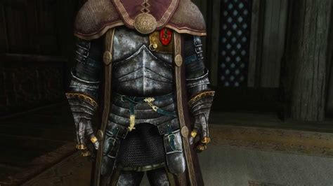 skyrim knight of skeleton armor mod skyrim mod hedge knight armor by hothtrooper44 youtube