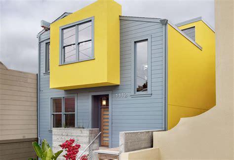 pareti colori diversi colori per esterni della casa 60 foto di facciate con