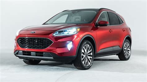 Ford Escape 2020 by 2020 Ford Escape Look City Slicker Motortrend