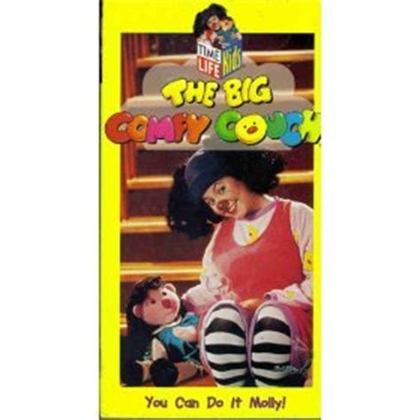 the big comfy couch vhs com you can do it molly vhs big comfy couch