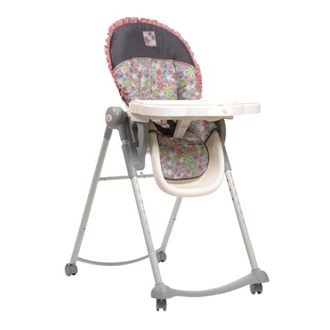 Safety High Chair by Safety 1st Safety 1st 174 Adap Table High Chair W Ruffle