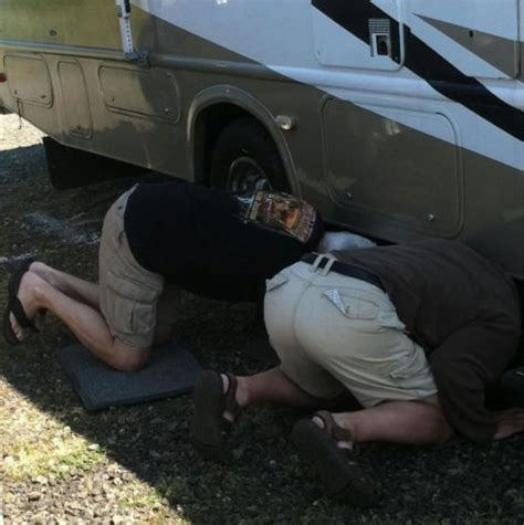 Rv Plumbing Repair diy rv plumbing repair how to prevent permanent damage after an rv leak the rving guide