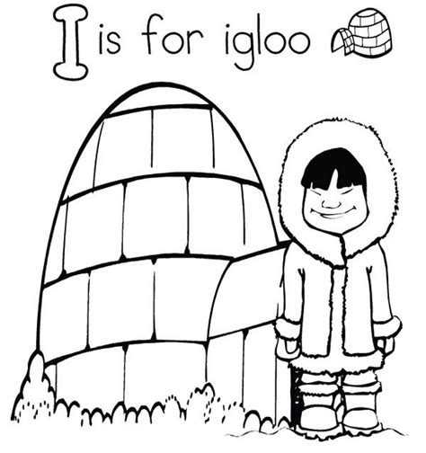 igloo coloring page preschool 17 best images about eskimos inuit on pinterest canada