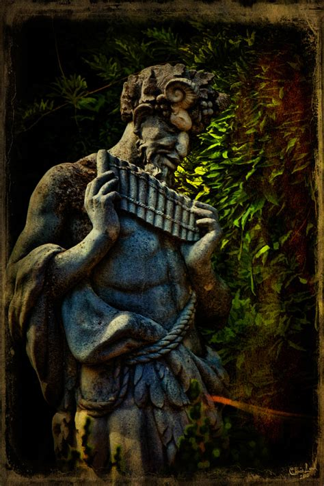 castle magick the ancient god pan plays his pipes in the
