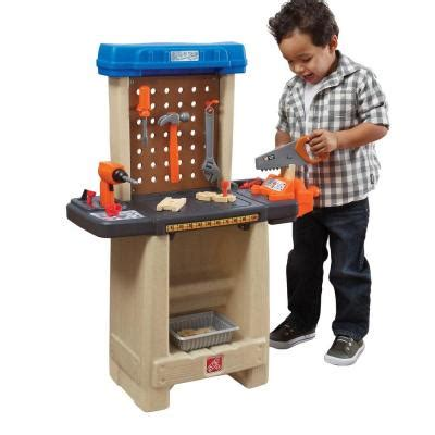 home depot play tool bench handy helper s workbench play set 836800 the home depot