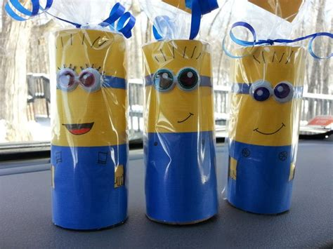 Minion Toilet Paper Roll Craft - 17 best images about minions on