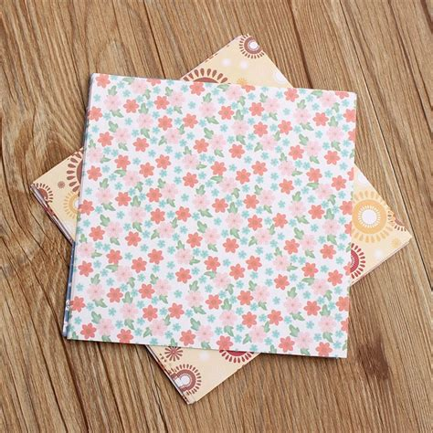 Origami Papers For Sale - sale 70pcs lot cheap floral pattern diy origami