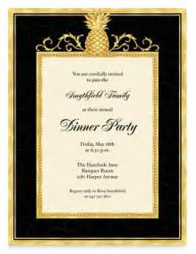 birthday dinner invitation plumegiant com
