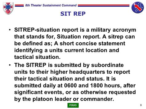 amazing sitrep template elaboration resume ideas