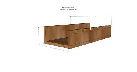 wine rack woodworking plans woodshop plans